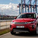 Range Rover Evoque – Der zweite Aufschlag