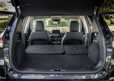 Ford Kuga Vignale 2,0 EcoBlue Hybrid Kofferraum