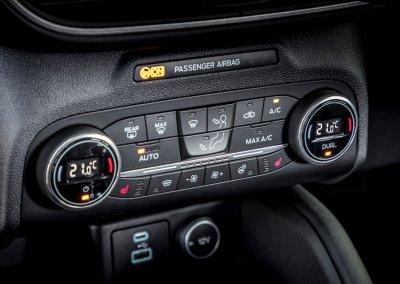 Ford Kuga Vignale 2,0 EcoBlue Hybrid Klimaanlage