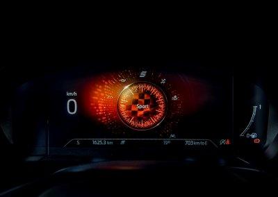 Ford Kuga Vignale 2,0 EcoBlue Hybrid Display