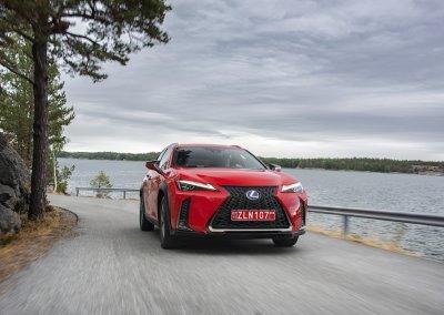 Der neue Lexus UX