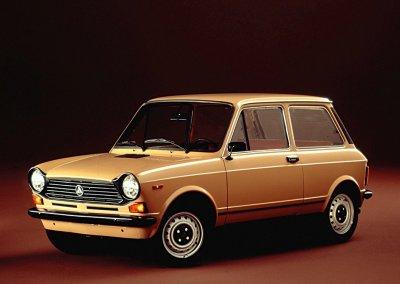 Autobianchi A112 Serie 1977 bis 1979