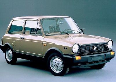 Autobianchi A112 Elite Serie 1984 bis 1986