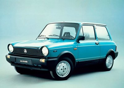 Autobianchi A112 Junior Serie 1984 bis 1986