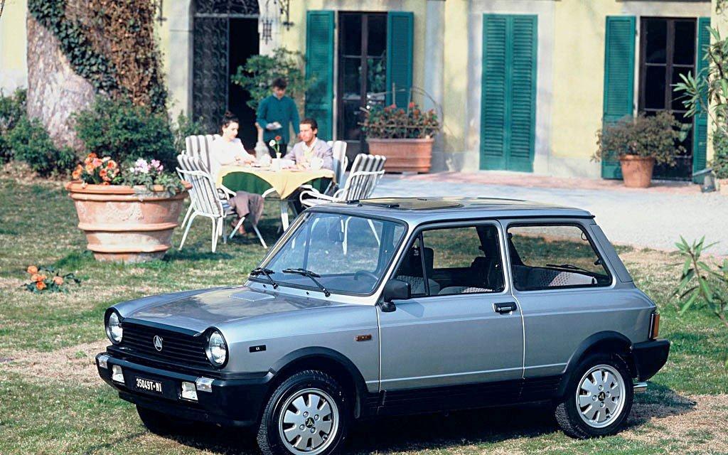 Autobianchi A112 – Italienischer Mini