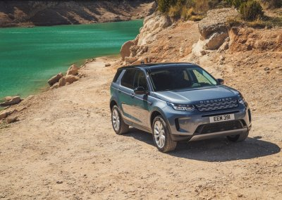 Land Rover Discovery Sport P250 AWD