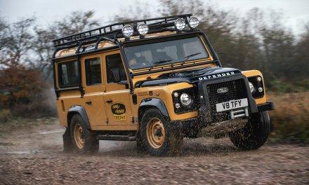 Land Rover Defender Works V8 Trophy – Leider nur 25