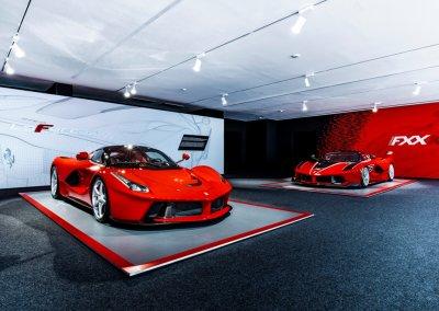 La Ferrari FXXK