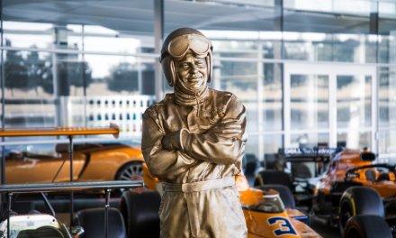 50. Todestag von Bruce McLaren