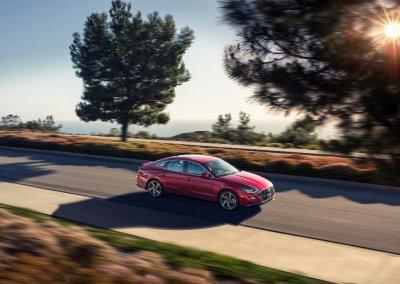 Hyundai Sonata CVVD-Technologie