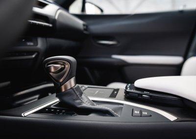 Lexus UX 250h Cobalt interior 03