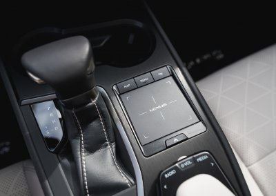 Lexus UX 250h Cobalt interior 06