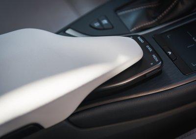 Lexus UX 250h Cobalt interior 12