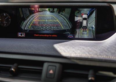 Lexus UX 250h Cobalt interior 13