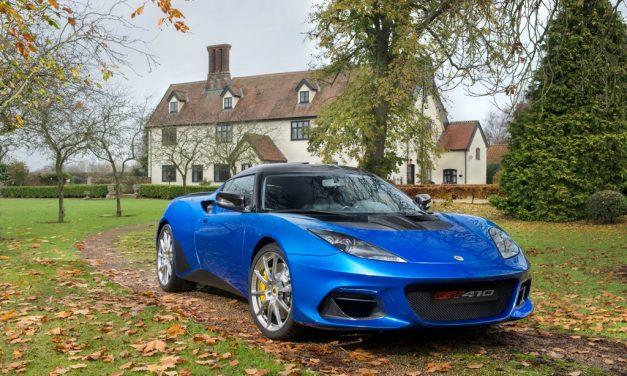Lotus Evora GT410 Sport – Leichtbauflitzer aus England