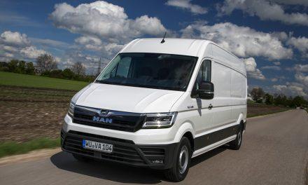 MAN TGE – Einstieg in die Transporter-Branche