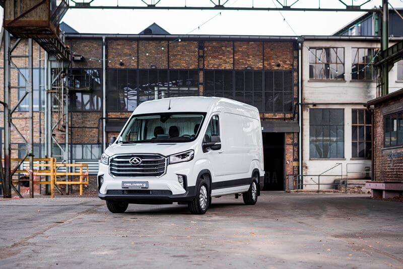 Maxus Deliver 9 und eDeliver 9 – Diesel oder Elektro?