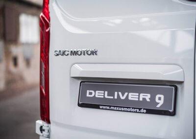 Maxus Deliver 9