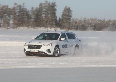 GKN Driveline Arjeplog Schweden Opel Insignia 4x4