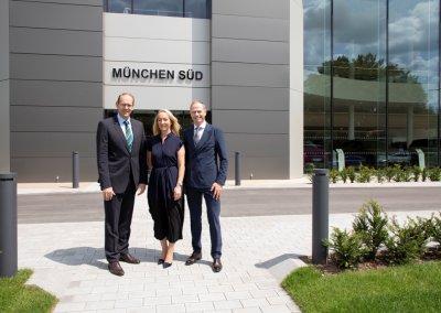 Jaguar Land Rover Statement Site München Süd
