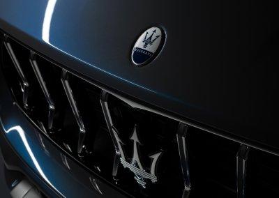 Maserati Levante Hybrid Interiors