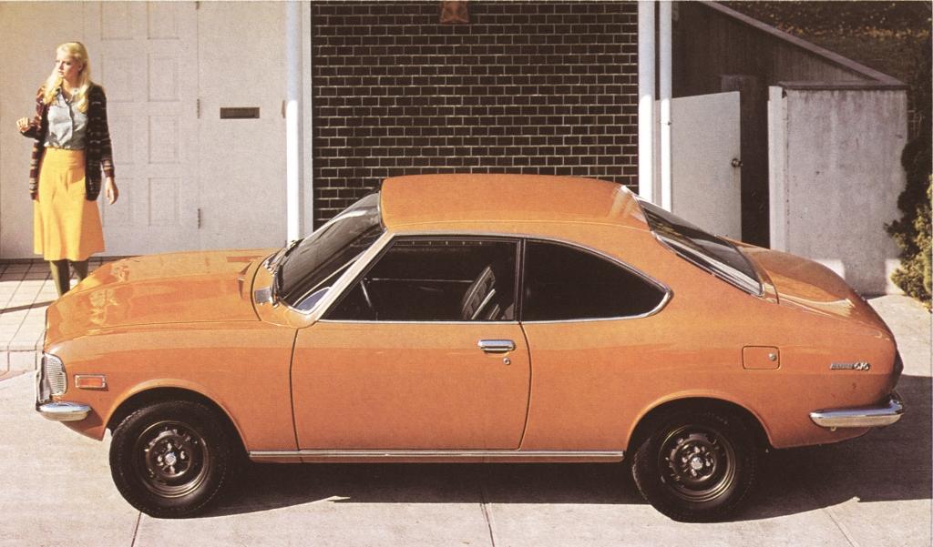 Mazda 616 Coupé 1977