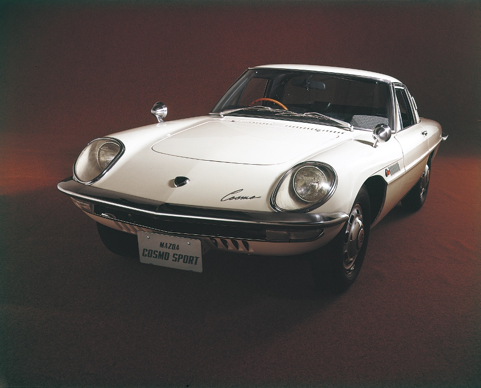 Mazda Cosmo Sport 110 S 1967