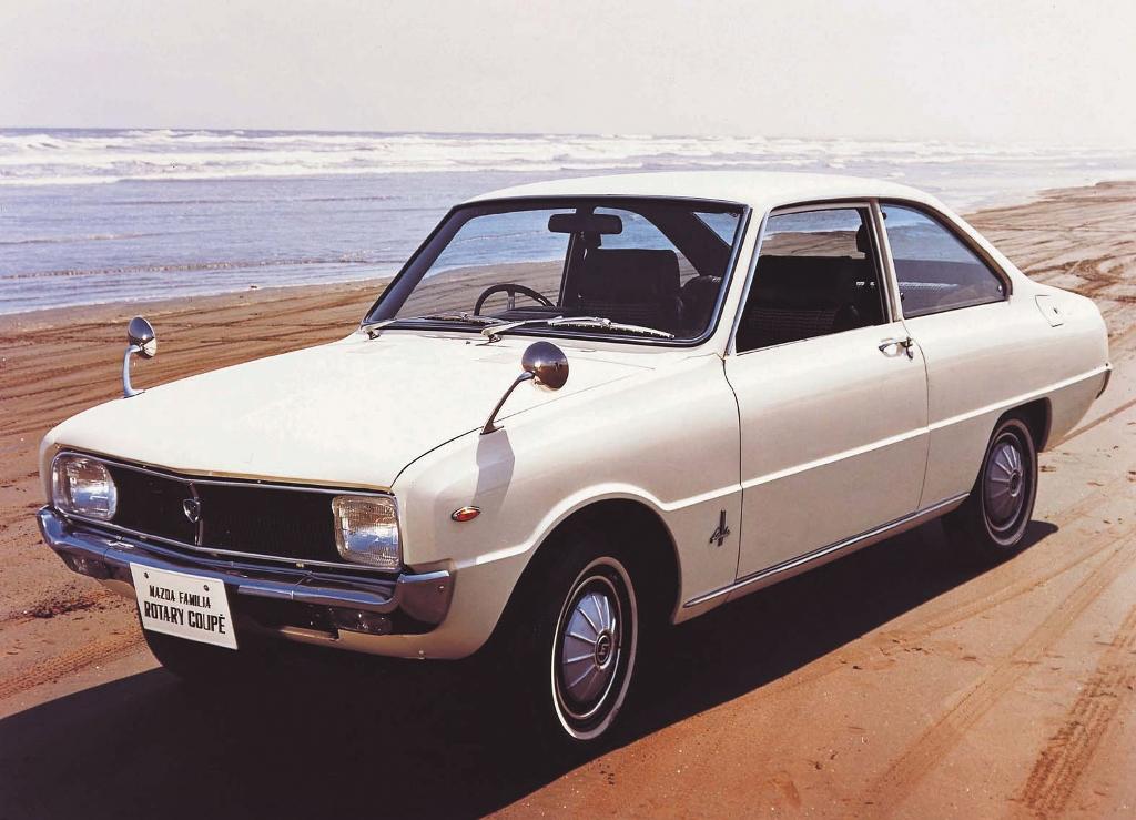 Mazda R100 Coupé 1968