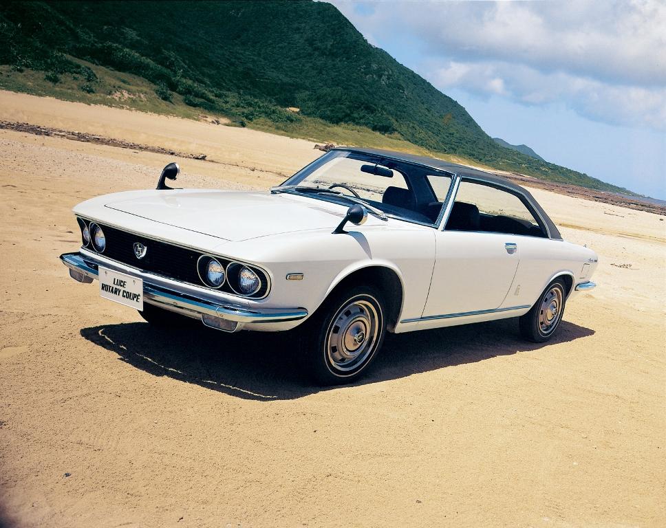 Mazda R130 Luc Rotary Coupé 1969