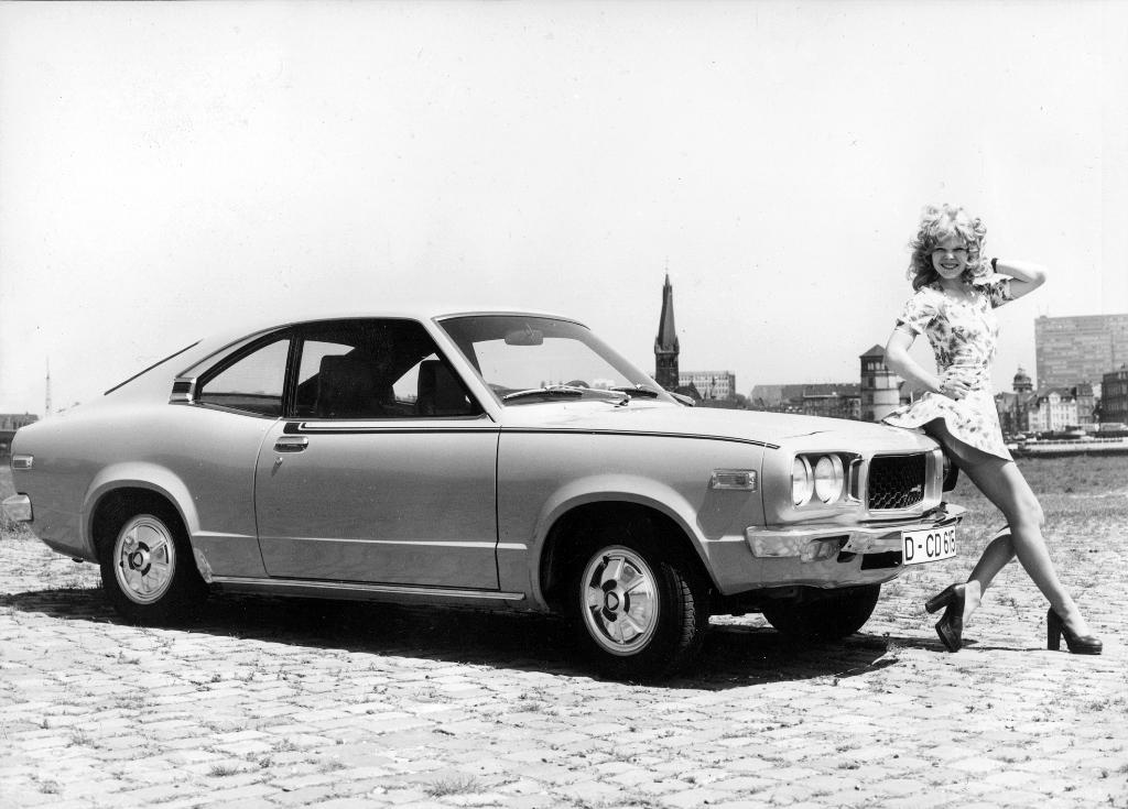 Mazda RX-3 Coupé 1973