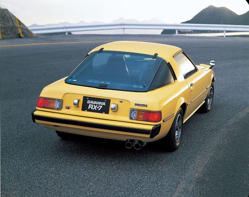 Mazda-RX-7 erste-Generation ab 1978