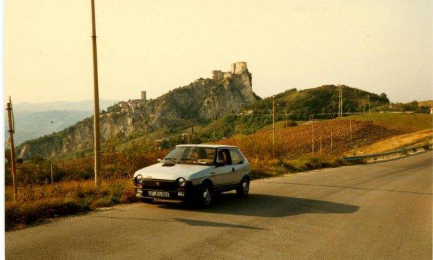 Fiat Ritmo – Italiens Antwort auf den VW Golf