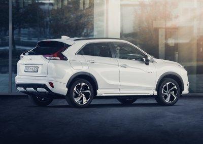 Mitsubishi Eclipse Cross Plug-in Hybrid Intro Edition