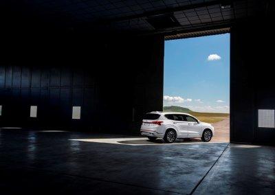 New Hyundai Santa Fe