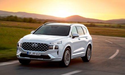 Hyundai Santa Fe – Das große Facelift