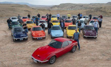 Opel GT Roadtrip durch die USA