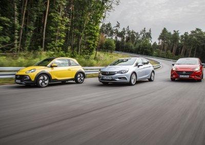 Opel ADAM-ROCKS Astra Corsa