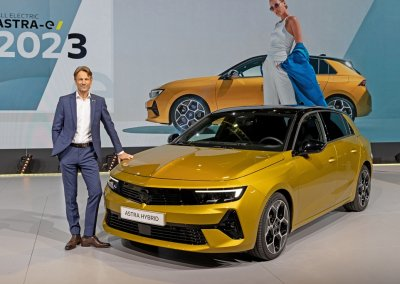 Uwe Hochgeschurtz, Opel Automobile GmbH