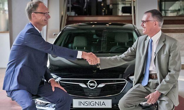 Opel und Vauxhall sind jetzt Teil der PSA-Gruppe