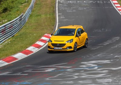 Opel-Corsa Nürburgring
