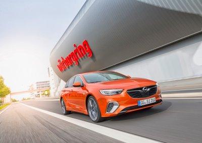 Opel-Insignia-GSi Nürburgring