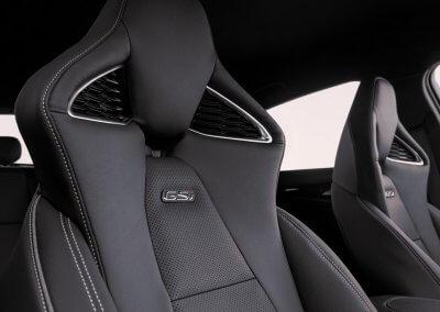 2020 Opel Insignia GSi Vordersitze