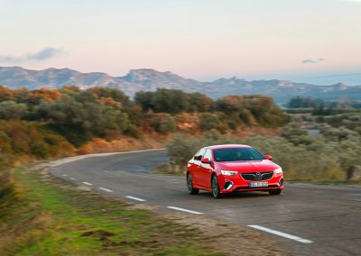 Opel Insignia GSi Grand Sport