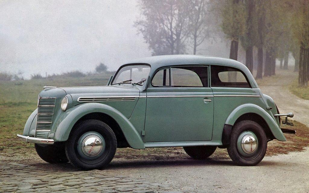 Opel Kadett – Der erste Volkswagen