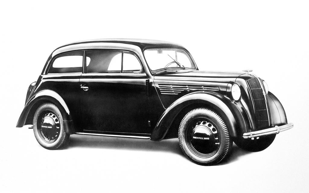 Opel Kadett (1936)