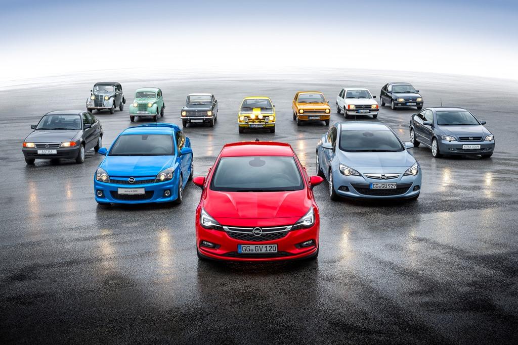 Opel Kompaktklasse