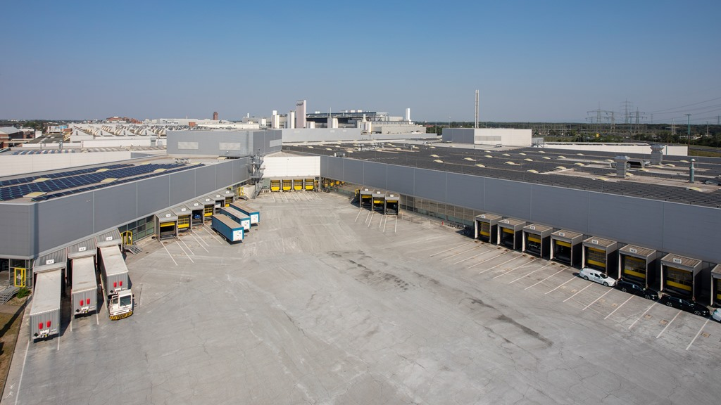 Opel Werk Rüsselsheim - Pkw-Fertigung