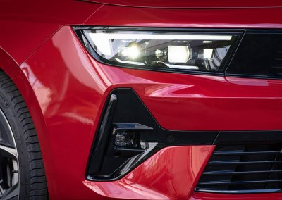 The all-new Opel Astra