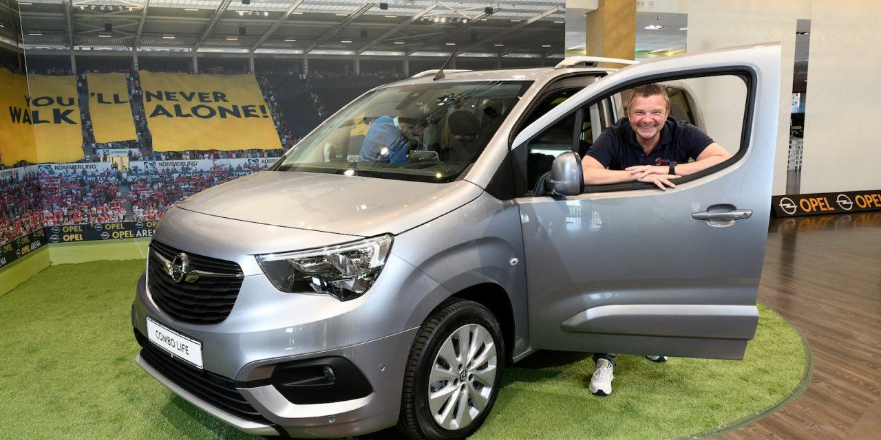 Weltpremiere des Opel Combo: Viel Platz für Familien und Freizeitsportler