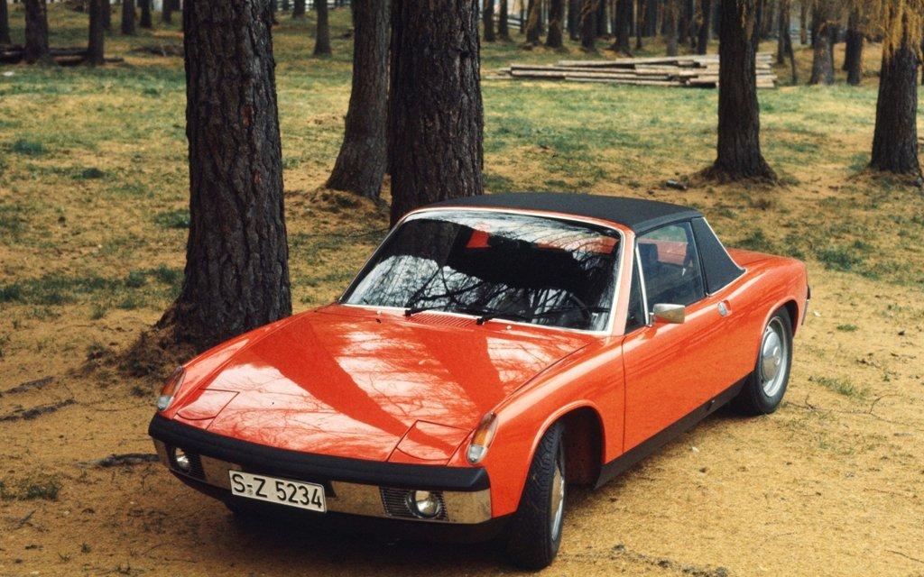 Porsche 914 – VoPo für die Masse